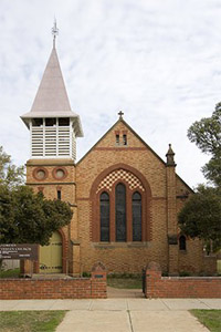St Andrews Presbyterian Church Kerang